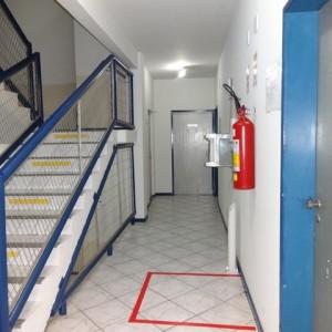 Nossas instalações obedecem todos os requisitos de segurança